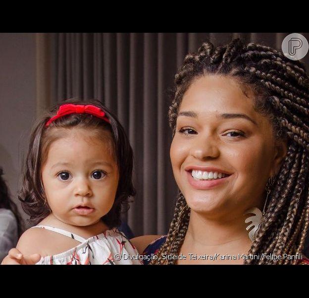 Filha de Juliana Alves, Yolanda, de 1 ano, roubou a cena em foto com a mãe em Paris: 'Enorme!'
