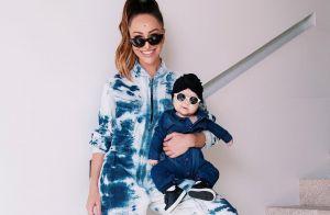 Neon e jeans: filha de Sabrina Sato, Zoe, se diverte sem sair da moda. Foto!