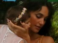 Convidados de Débora Nascimento e José Loreto vazam vídeos da festa de Bella