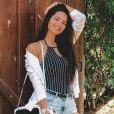 Filha de Kelly Key, Suzanna Freitas explicou tratamento para umbigo triste nesta segunda-feira, 15 de abril de 2019