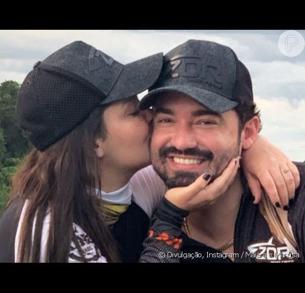 Maiara e Fernando Zor têm apoio de filha de sertanejo em relação