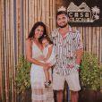 Casada com Bruno Gissoni, Yanna Lavigne falou sobre exposição da filha, Madalena, na web
