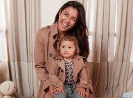 Yanna Lavigne combina looks com a filha, Madalena, em ensaio do Dia das Mães