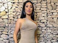 Simaria nega gravidez após rumores por look justo em gravação. Entenda!