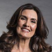Fátima Bernardes é pega de surpresa com recado sobre Bonner: 'É marido dela?'