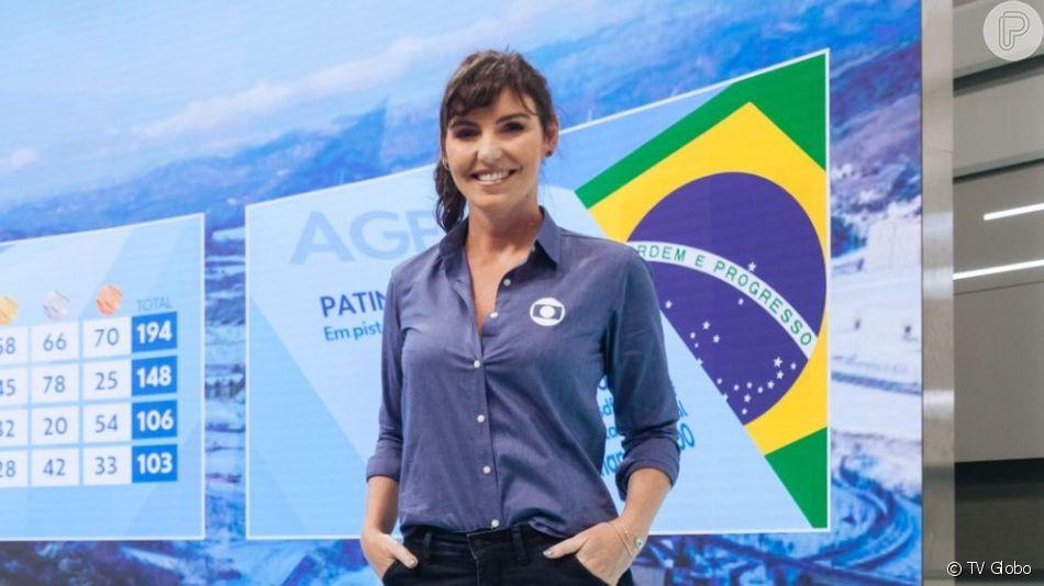 Glenda Kozlowski recusa convite para ser narradora da Copa do Mundo Feminina de 2019