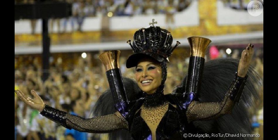 Sabrina Sato não será rainha da Vila no Carnaval de 2020, como escola confirmou nesta sexta-feira, dia 26 de abril de 2019