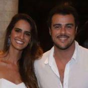 Vem casamento! Joaquim Lopes fica noivo de Marcella Fogaça com 7 meses de namoro