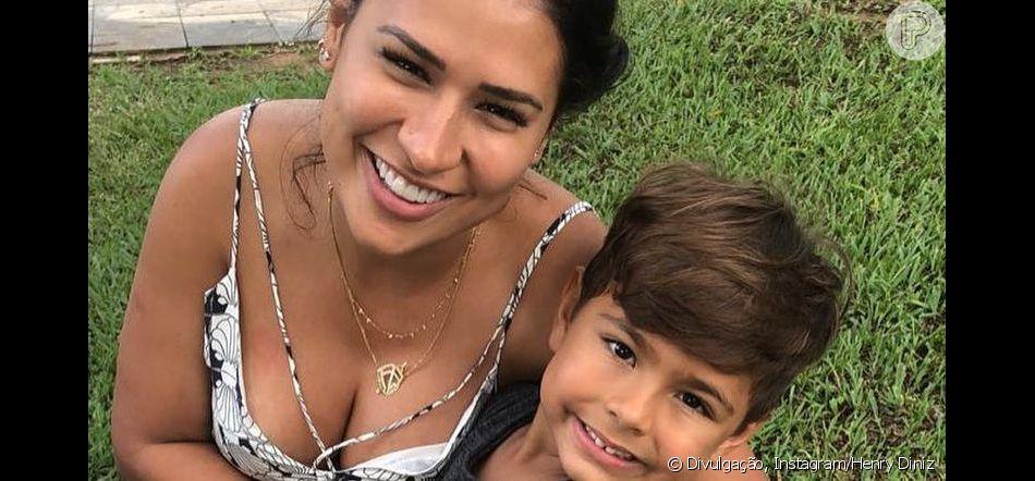 Simone se posiciona após crítica a vídeo de oração do filho, Henry, nesta quinta-feira, dia 02 de maio de 2019