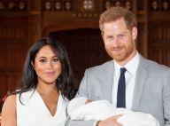 Bebê real é apresentado pelos pais e Meghan Markle define: 'Calmo e doce'. Fotos