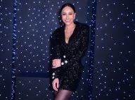 É trend! Sabrina Sato aposta em tuxedo dress e detalhe Fascinator em festa