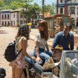 Devido aos rumores de assédio que circularam o projac, parte do elenco teria se recusado a participar das festas promovidas por Caio Blat em sua casa, no Rio de Janeiro