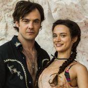 Bianca Bin posta foto rara com Sergio Guizé e fãs lembram novela: 'Clara e Gael'