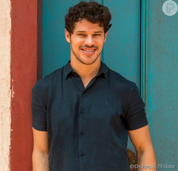 José Loreto se despede da novela 'O Sétimo Guardião'