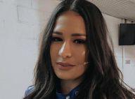 Sertaneja Simone cuida das pernas antes de show nos EUA: 'Celulite e flacidez'