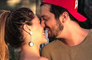 Luan Santana convida Padre Fábio de Melo para celebrar seu casamento: 'Amizade'