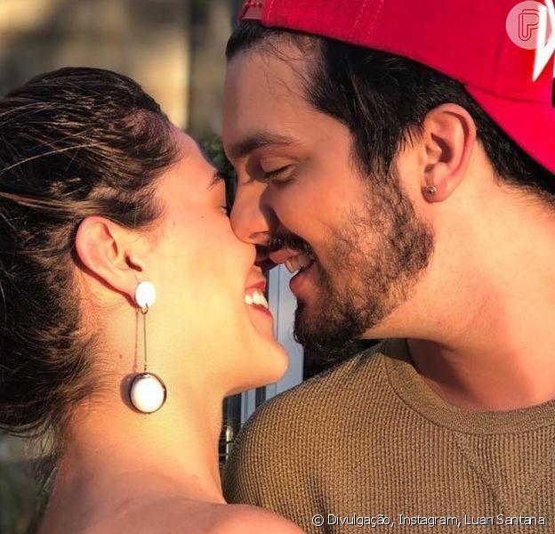 Luan Santana convida Padre Fábio de Melo para celebrar seu casamento