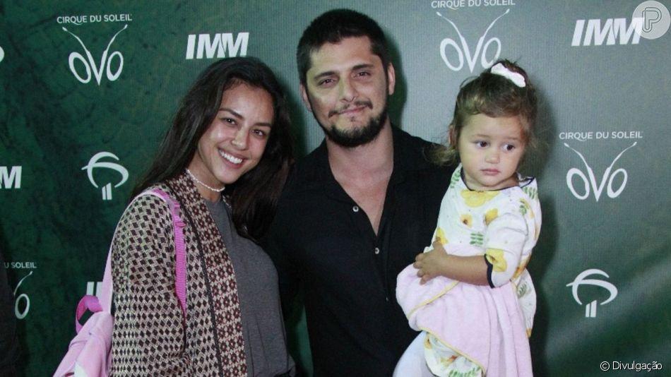Filha de Yanna Lavinge e Bruno Gissoni, Madalena ganhou festa de aniversário antecipada de 2 anos