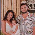 Yanna Lavinge e Bruno Gissoni negaram compra de mansão de quase R$ 2 milhões