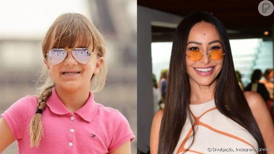 Sabrina Sato se divertiu com pergunta de Rafaella Justus sobre casamento com Duda Nagle: 'Até hoje você não casou!'