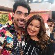 Mariana Xavier lamentou a morte do cantor Gabriel Diniz no Instagram