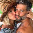 Giovanna Ewbank e Bruno Gagliasso estão realizado viagem de casal