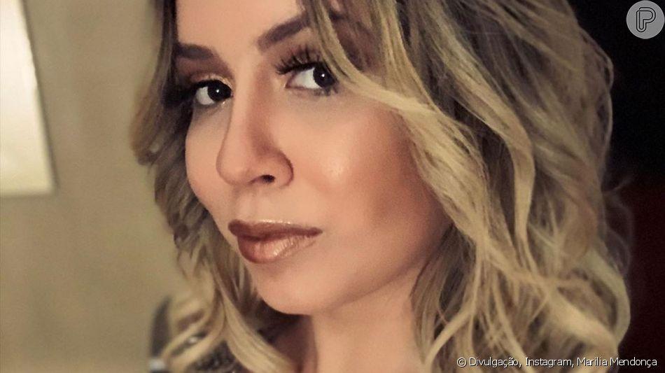 Marilia Mendonça ganha elogio de namorado em foto publicada no Instagram nesta sexta-feira, dia 31 de maio de 2019