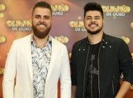 Filho de sertanejo Zé Neto rouba a cena em show do pai: 'Pinguinho de gente'