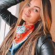 Suzanna Freitas é fruto da relação de Kelly Key com Latino