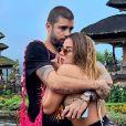 Luana Piovani dispara contra repercussão do namoro do ex com Anitta: ' Tô começando a entender a quantidade enorme de comentários me parabenizando por usar a cabeça e não a bunda'