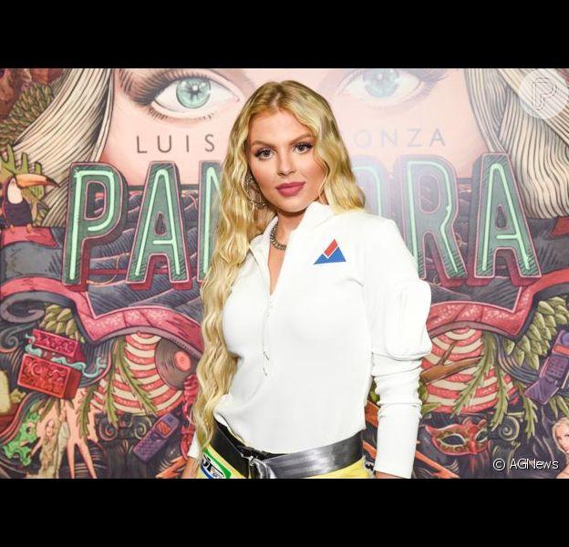 Luísa Sonza lança primeiro álbum 'Pandora'