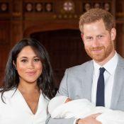 Filho de Meghan Markle e Príncipe Harry, Archie encanta web em nova foto. Veja!