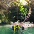 Após viagem paradisíaca, Michel Teló e Thais Fersoza curtem dia com os filhos