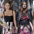 Looks florais são presença certeiro no guarda-roupa de Marina Ruy Barbosa