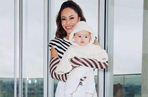 Visita ilustre: Sabrina Sato mostra encontro da filha, Zoe, com Xuxa. Vídeo!