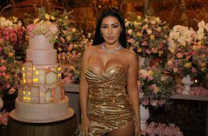 Simaria defende look usado em aniversário: 'Não tenho problema com roupas sexy'