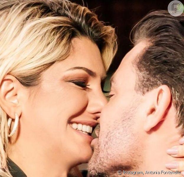 Eduardo Costa falou sobre relação com Antonia Fontenelle