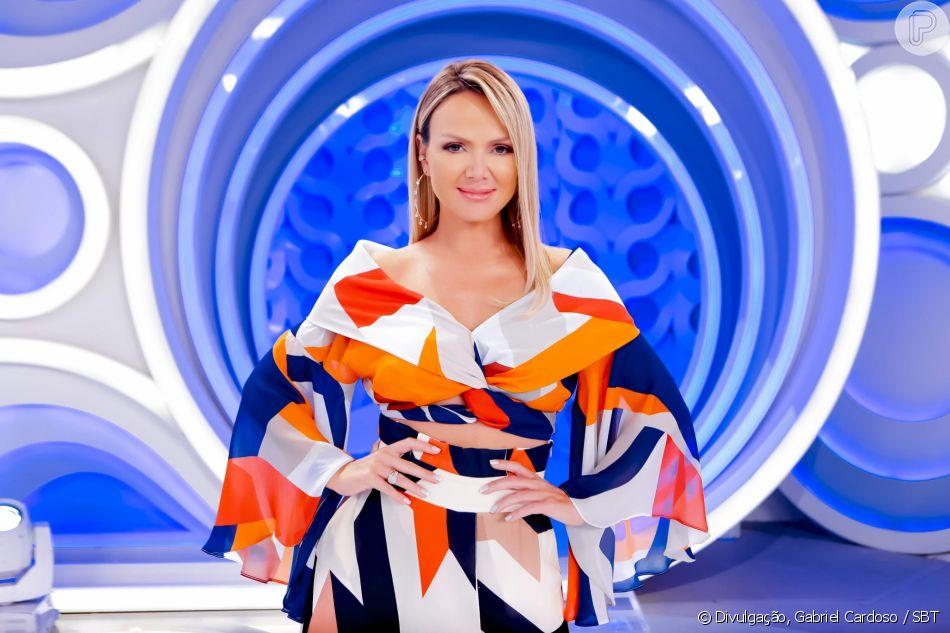 Stylist de Eliana, Thidy Alvis falou sobre o estilo da apresentadora do SBT