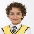 Guilherme Seta viveu o Davi da versão brasileira da novela 'Carrossel', em 2012, no SBT