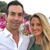 Otávio Mesquita mostra filha de Ticiane Pinheiro e web aponta: 'Cara do Tralli'
