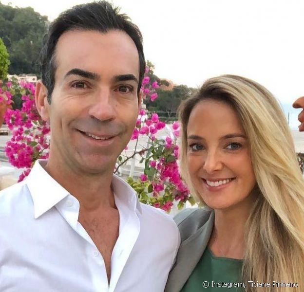 Otávio Mesquita postou uma foto de Manuella, filha de Ticiane Pinheiro e Cesar Tralli, no Instagram neste sábado, 13 de julho de 2019