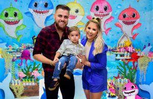 Zé Neto comemora aniversário do filho com festa temática: 'Minha melhor parte'