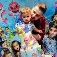 Zé Neto, da dupla com Cristiano, comemorou  aniversário de 2 anos do filho
