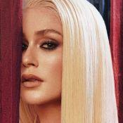 Acabou o mistério! Marina Ruy Barbosa explica cabelo platinado: 'É peruca'
