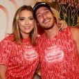 Filho de Carol Dantas e Vinicius Martinez vai se chamar Valentin