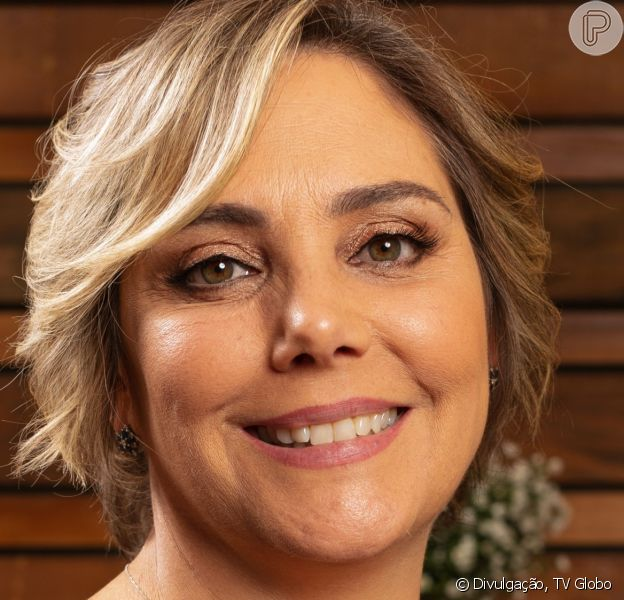 Heloisa Périssé revelou tumor na glândula salivar e cirurgia, em entrevista para a colunista de TV Patricia Kogut, nesta sexta-feira, 2 de agosto de 2019