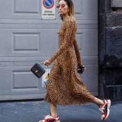 Vestido + tênis: 30 looks que vão te fazer perder o medo de usar a combinação