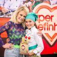 Kiria Malheiros venceu o 'Super Chefinhos', do 'Mais Você', em 2017