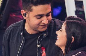 Namorada de sertanejo Juliano mostra fotos do parto da filha: 'Renasci mãe'