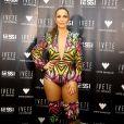 Ivete Sangalo foi elogiada pelas especialistas que fizeram massagem nela: 'Corpaço'